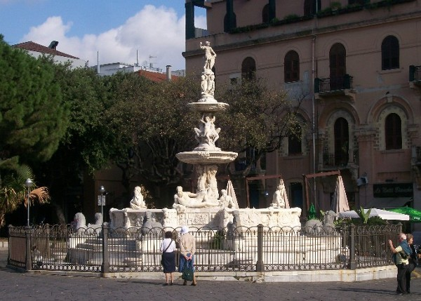 Fountain of Orion, Messina