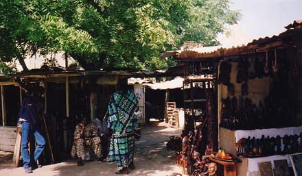Craft Market, Dakar