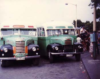 We loved the Maltese buses but unfortunately they've changed them for more modern ones now.