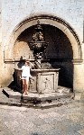 St. Blaise Fountain 1986